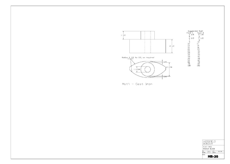 Plans to Build a Hosfeld Bender Hb_3510