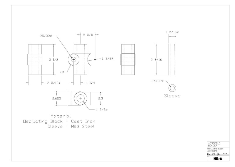 Plans to Build a Hosfeld Bender Hb_610