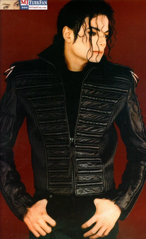 Michael Jackson in posa (anke come modello era bellissimo) - Pagina 5 Hq610