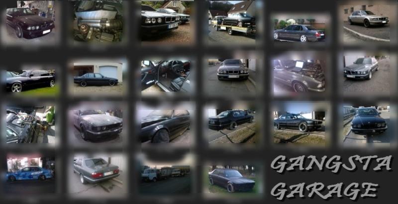 ► BMW Gangsta garage ◄