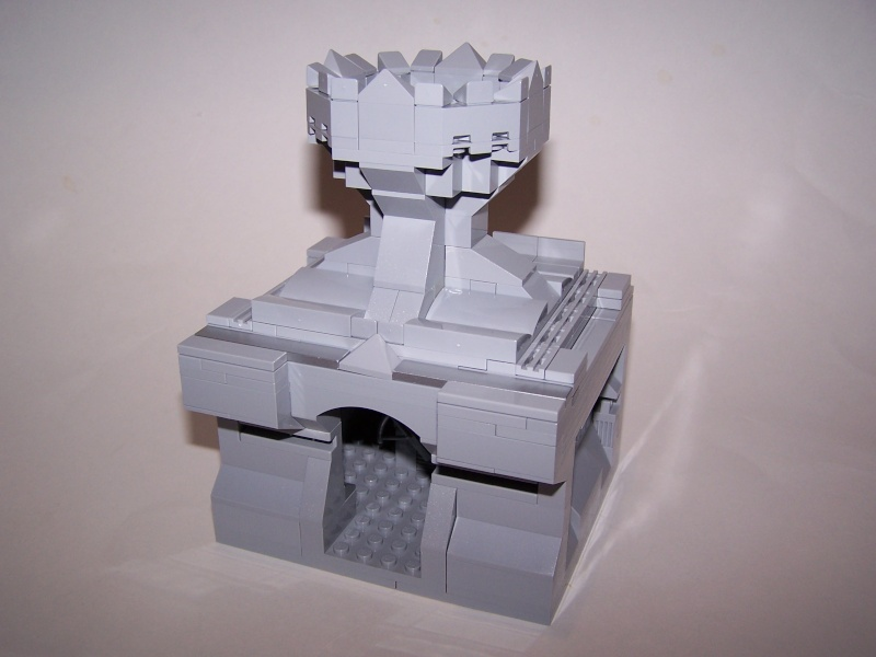 Lion Knight Outpost Bricka49