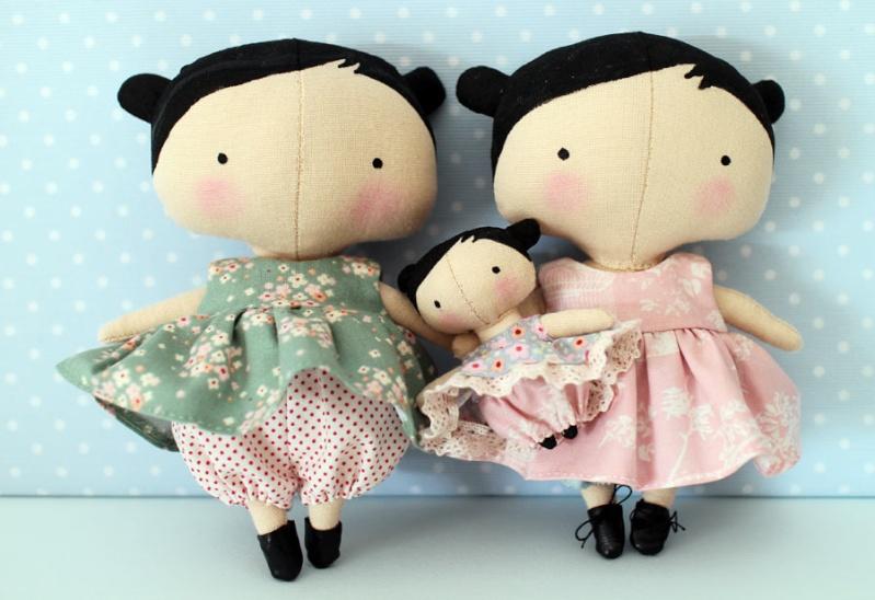 Les nouvelles poupées Tilda et les miennes Toybox11