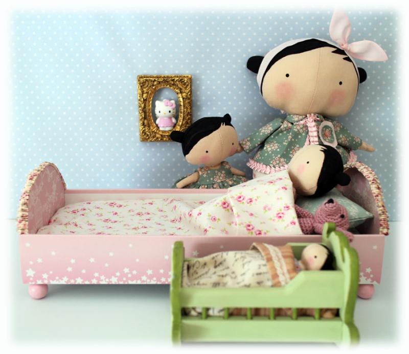 Les nouvelles poupées Tilda et les miennes Toybox14