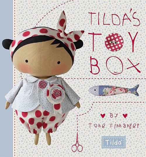 Les nouvelles poupées Tilda et les miennes Toybox17