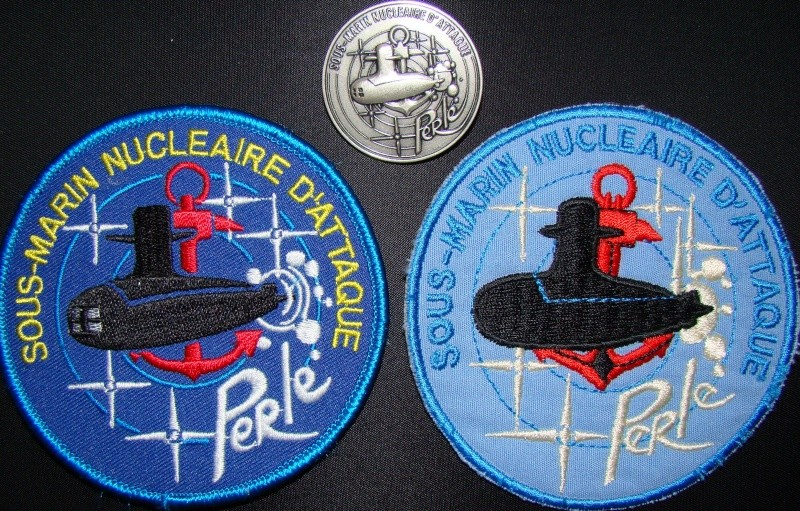 Ma collec. patchs Marine Nationale : sous-marins , cdo etc. 02310