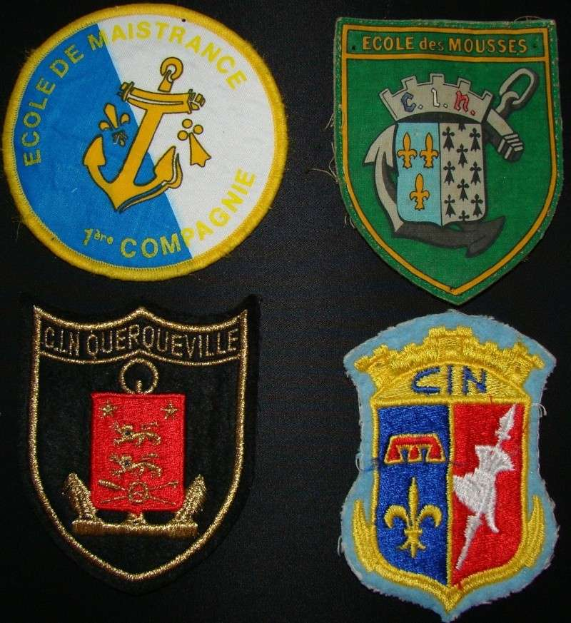 Ma collec. patchs Marine Nationale : sous-marins , cdo etc. 03210