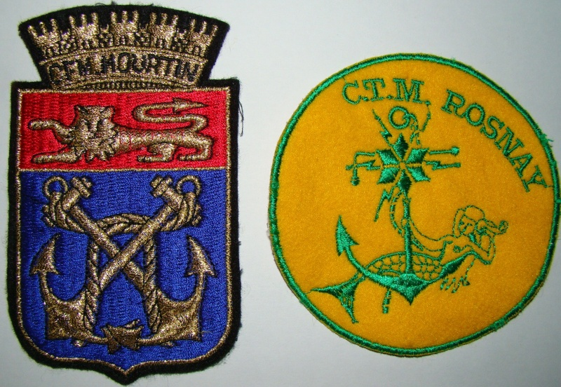 Ma collec. patchs Marine Nationale : sous-marins , cdo etc. 03510