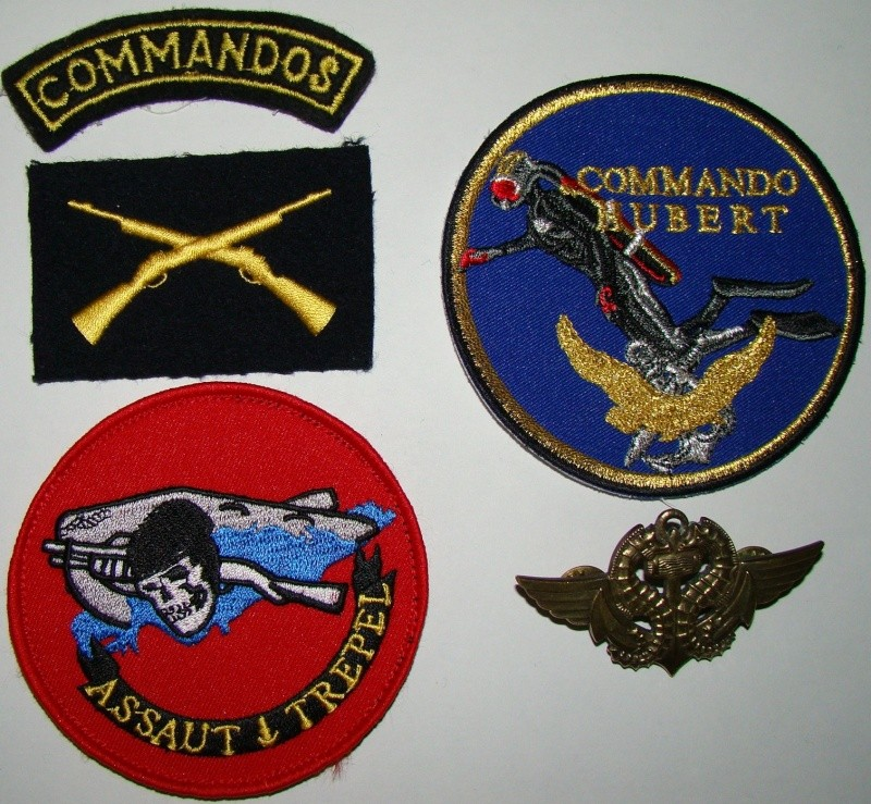 Ma collec. patchs Marine Nationale : sous-marins , cdo etc. 03710