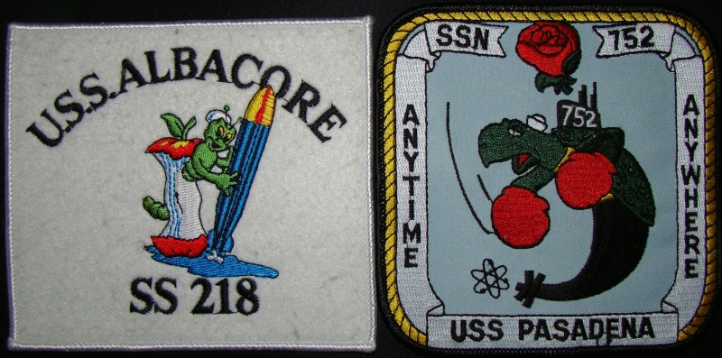 Ma collec. patchs Marine Nationale : sous-marins , cdo etc. 03811