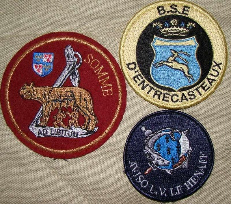 Ma collec. patchs Marine Nationale : sous-marins , cdo etc. Dsc05411