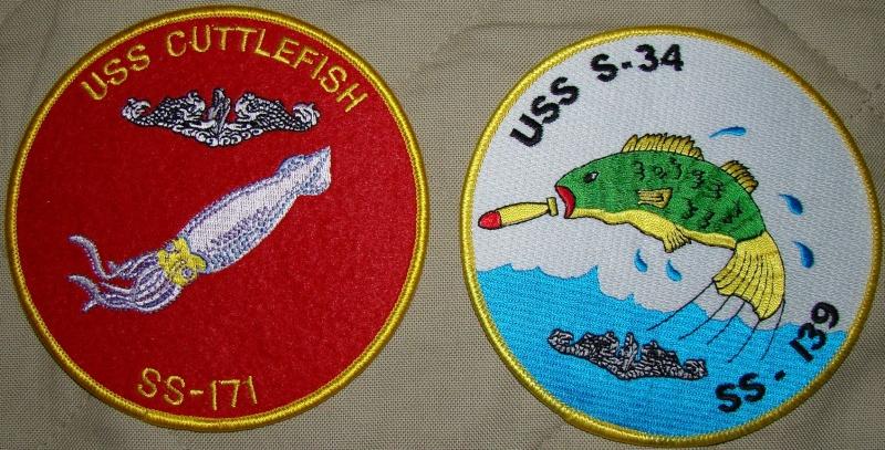 Ma collec. patchs Marine Nationale : sous-marins , cdo etc. - Page 2 Dsc05511