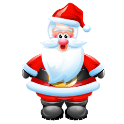Merry Christmas and a Happy New Year Santa-10
