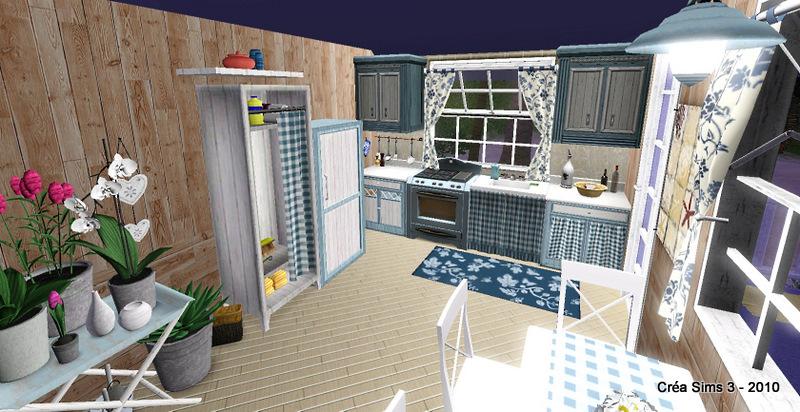 """Challenge """"Beach Cottage"""" (avec un cadeau de participation) 2310"""