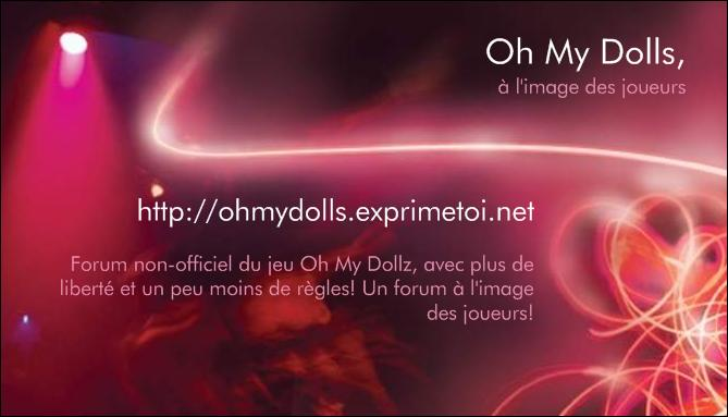 Oh My Dolls, à l'image des joueurs