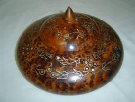 L'Art du Araar thuya Bo311