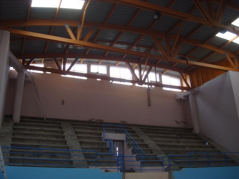 La nouvelle salle couverte d'Essaouira Dsc07612