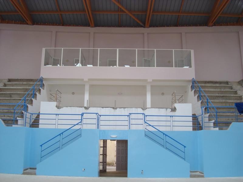 La nouvelle salle couverte d'Essaouira Dsc07613
