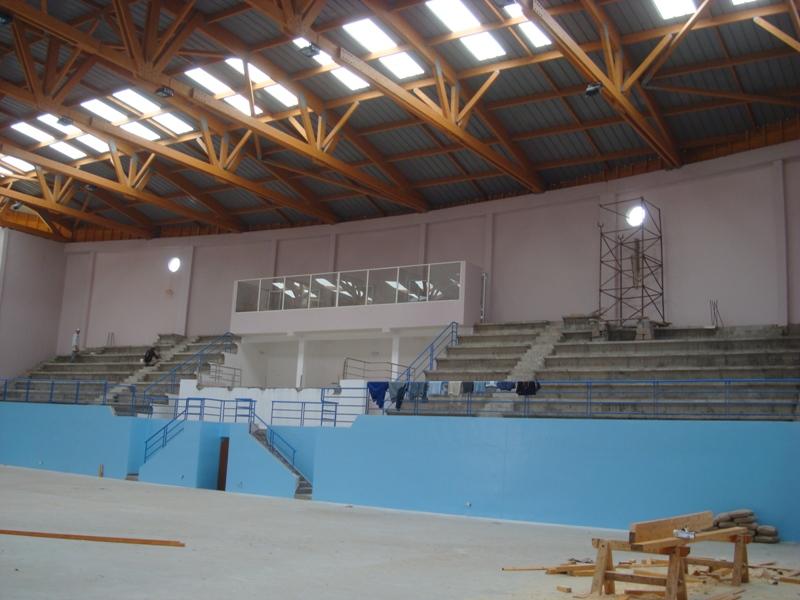 La nouvelle salle couverte d'Essaouira Dsc07615