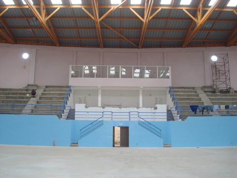 La nouvelle salle couverte d'Essaouira Dsc07616