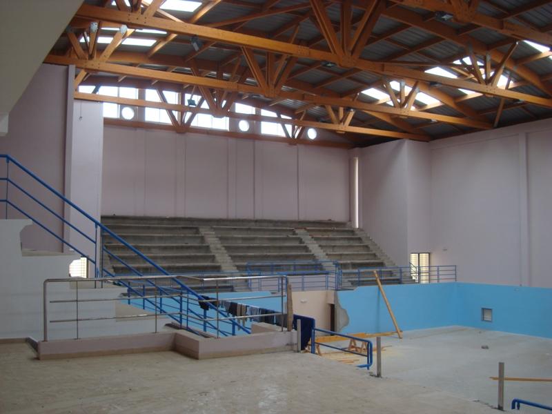La nouvelle salle couverte d'Essaouira Dsc07618