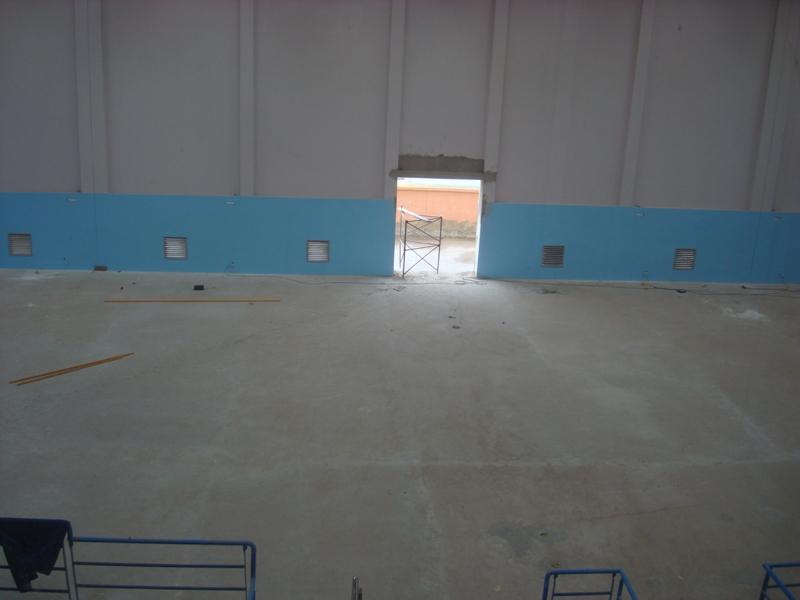 La nouvelle salle couverte d'Essaouira Dsc07620