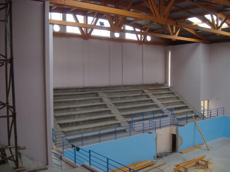 La nouvelle salle couverte d'Essaouira Dsc07622