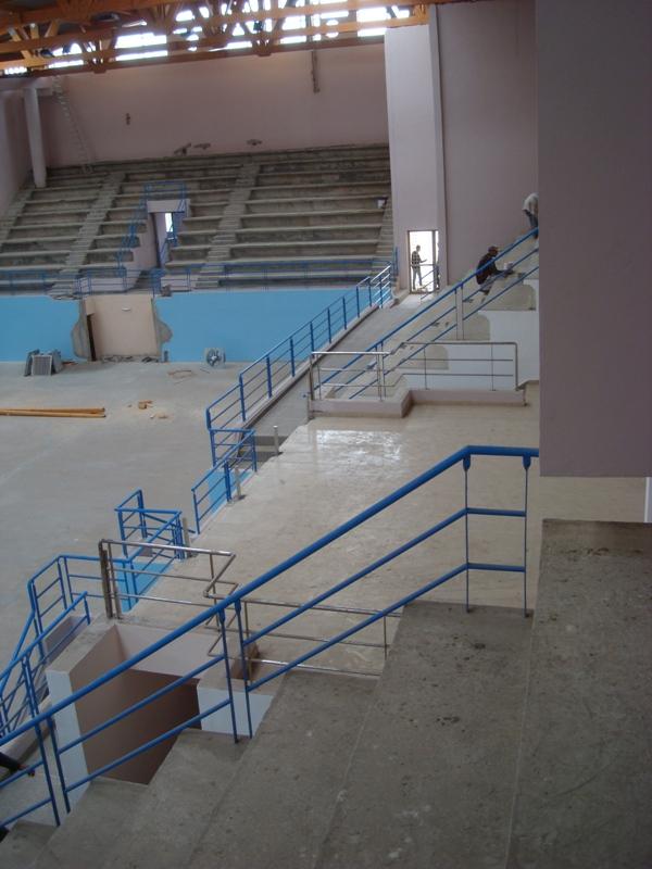 La nouvelle salle couverte d'Essaouira Dsc07625