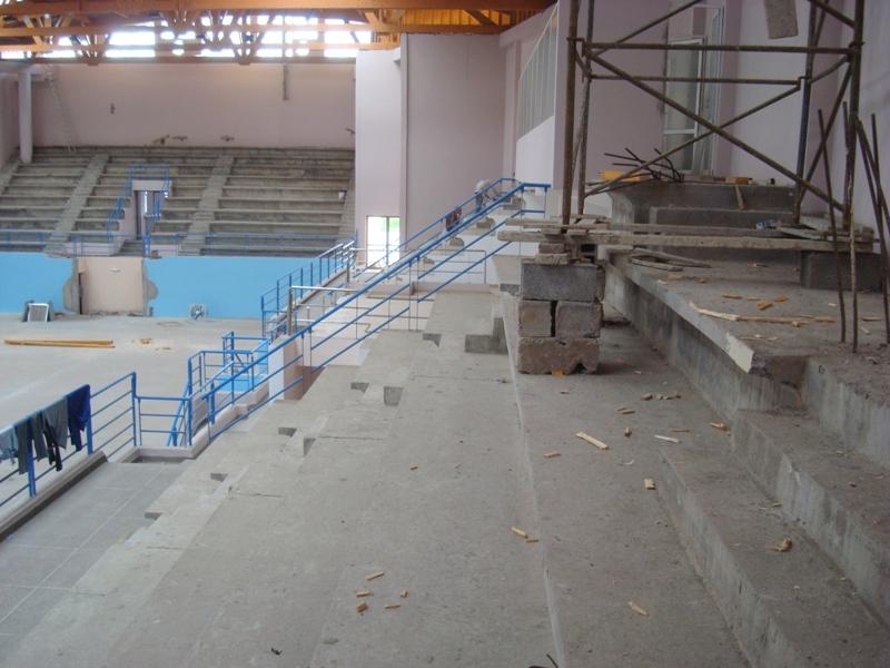 La nouvelle salle couverte d'Essaouira Dsc07626