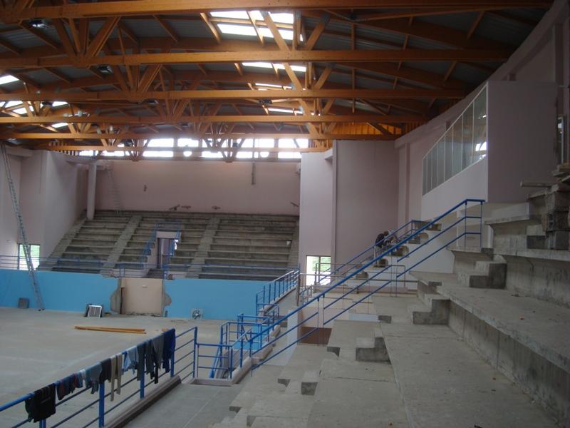 La nouvelle salle couverte d'Essaouira Dsc07627