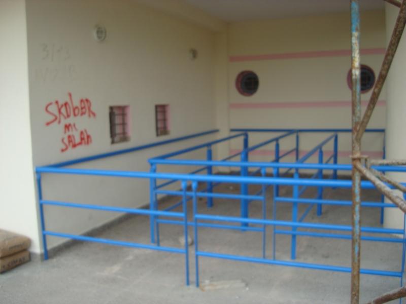 La nouvelle salle couverte d'Essaouira Dsc07635
