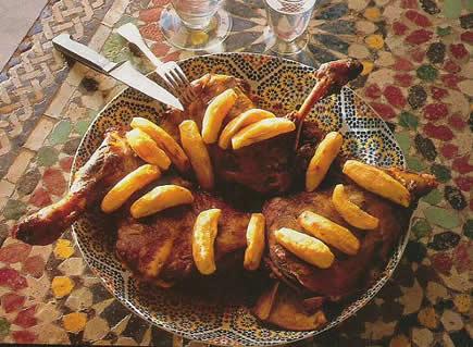 Art culinaire Souiri et Cuisine Marocaine Epaule10
