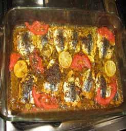 Art culinaire Souiri et Cuisine Marocaine Sardin12