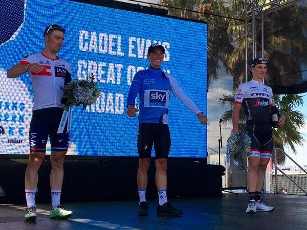 CADEL EVANS GREAT OCEAN ROAD RACE --AUS-- 31.01.2016 Sans-t24