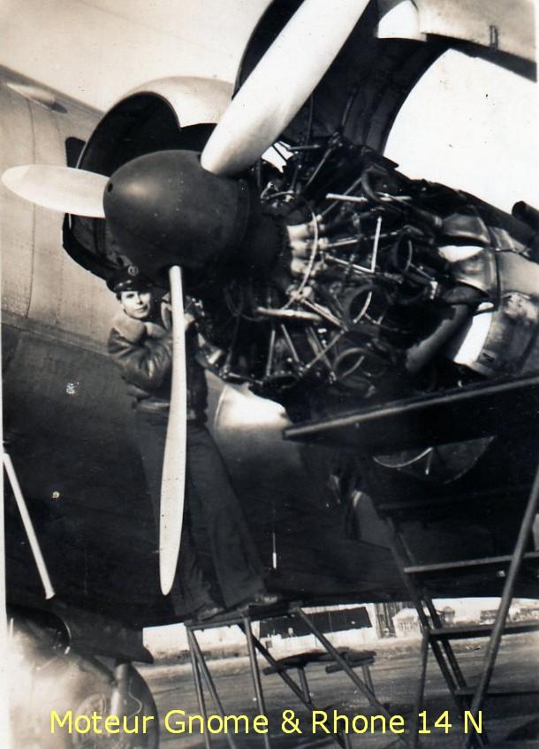 [La spécialité de...] Mécanicien aéronautique (Sujet unique) - Page 4 An2612