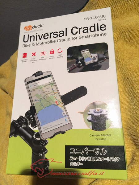 BMW K50 R1200GS LC supporto A Parts smartphone Action Cam by Max450 Max45067