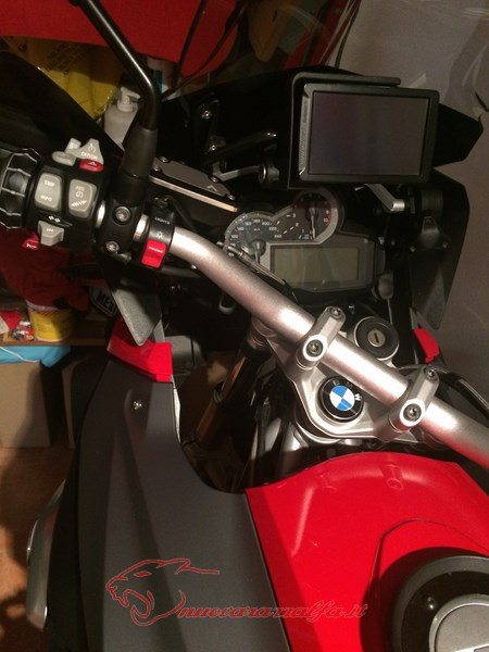 BMW K50 R1200GS LC supporto A Parts smartphone Action Cam by Max450 Max45071