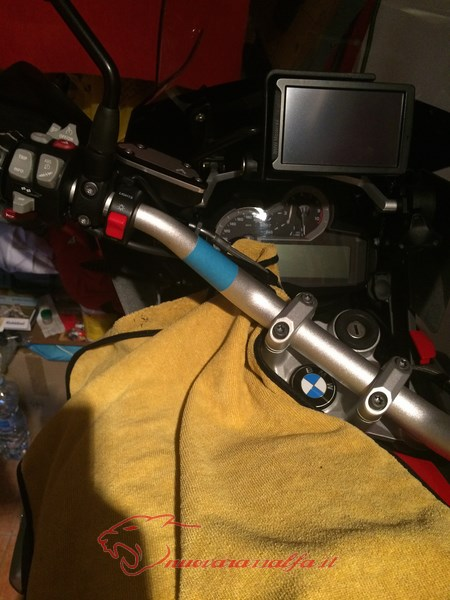 BMW K50 R1200GS LC supporto A Parts smartphone Action Cam by Max450 Max45073