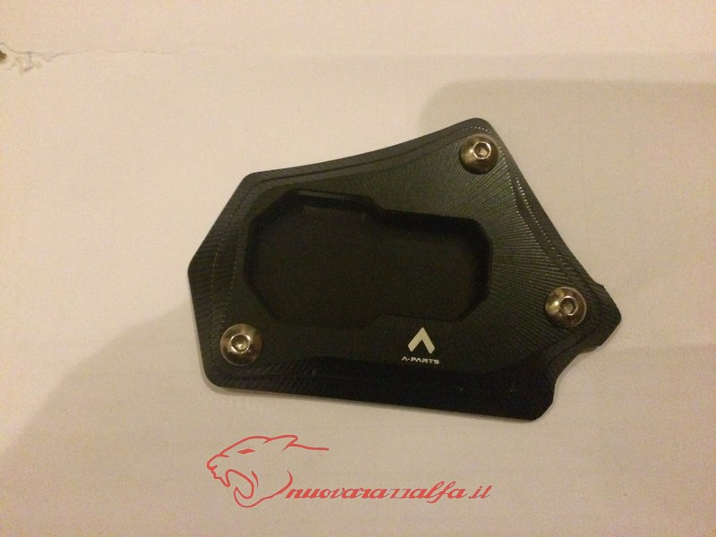 BMW K50 R1200GS LC estensione cavalletto laterale by Max450: Max45097
