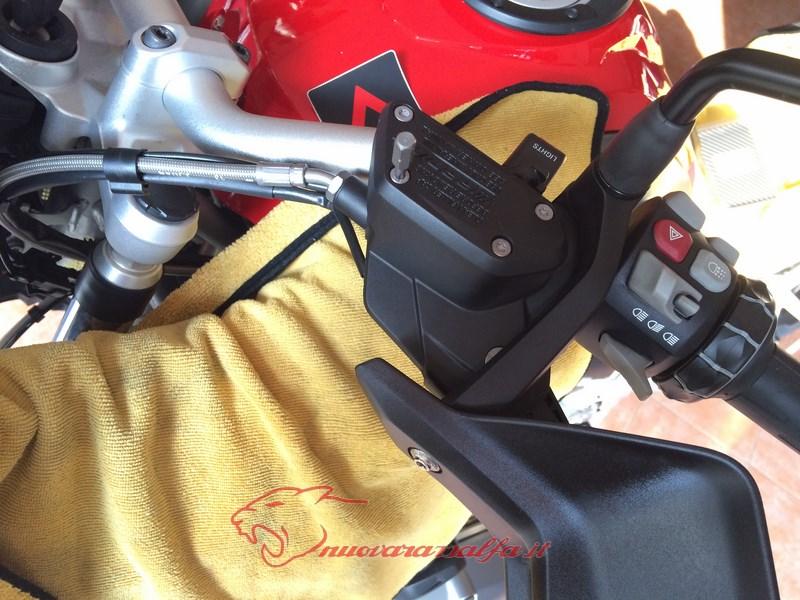 BMW K50 R1200GS LC tappi serbatoi fluidi al manubrio di A Parts by Max450 Max45115