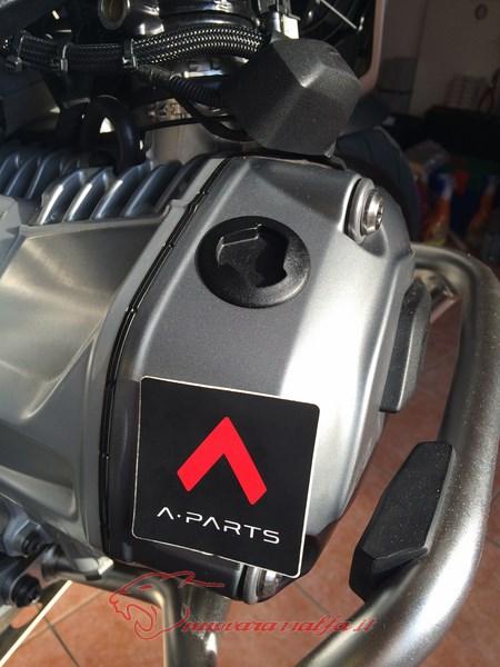 BMW K50 R1200GS LC tappo olio motore di A Parts by Max450 Max45127
