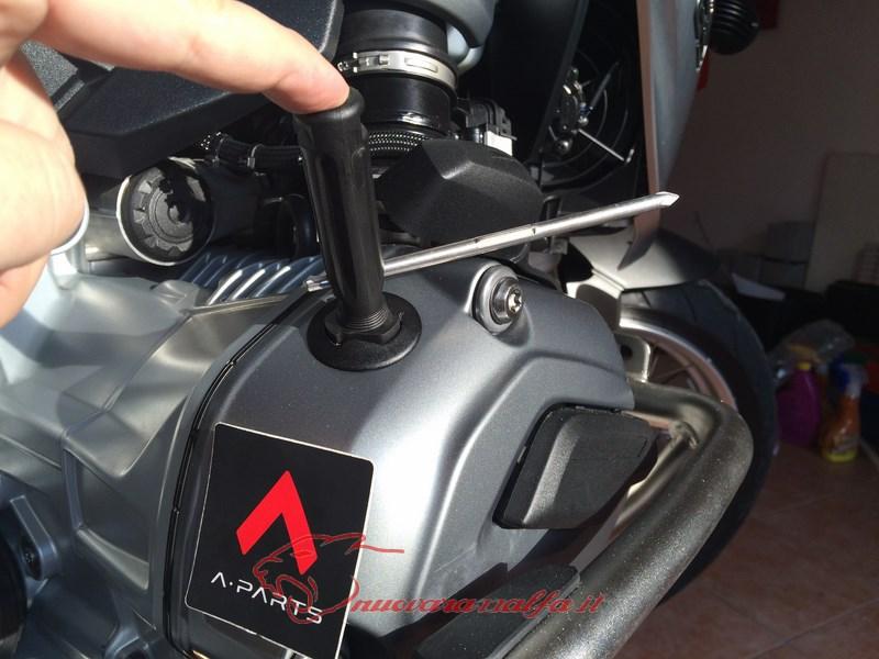BMW K50 R1200GS LC tappo olio motore di A Parts by Max450 Max45128