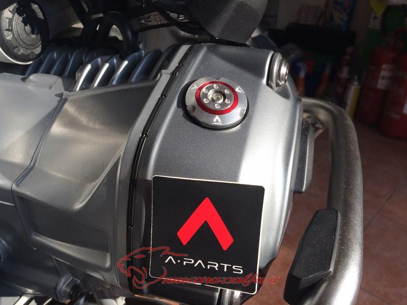 BMW K50 R1200GS LC tappo olio motore di A Parts by Max450 Max45131