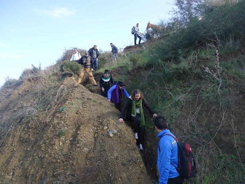 Randonnée pédestre sur les hauteurs d'Aokas, Tizi N Berbère, Taskriout et Ait Smail Vendredi 22 janvier 2016 - Page 2 157