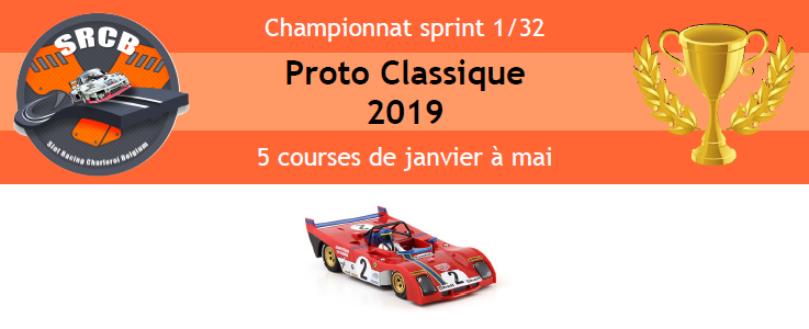 [Championnat Proto Classique 2019] 2019_s11