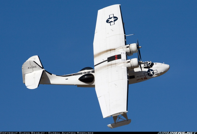 PBY-5 Catalina  Revell 1/48e - Page 5 21873110