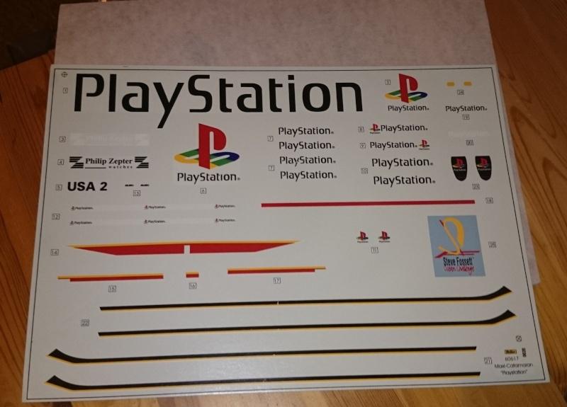 [HELLER] Maxi-Catamaran PlayStation 1/125 Dsc_0398