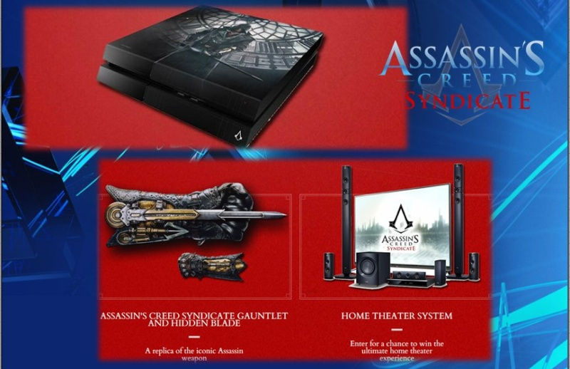 PLAYSTATION 4 : Edition ASSASSIN'S CREED SYNDICATE Assass11