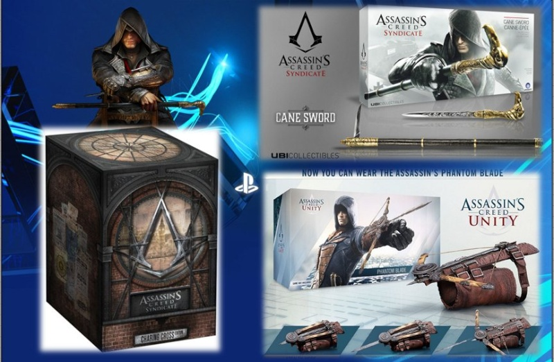 PLAYSTATION 4 : Edition ASSASSIN'S CREED SYNDICATE Assass15