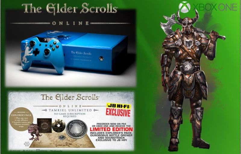 XBOX ONE : Edition THE ELDER SCROLLS Elder_13