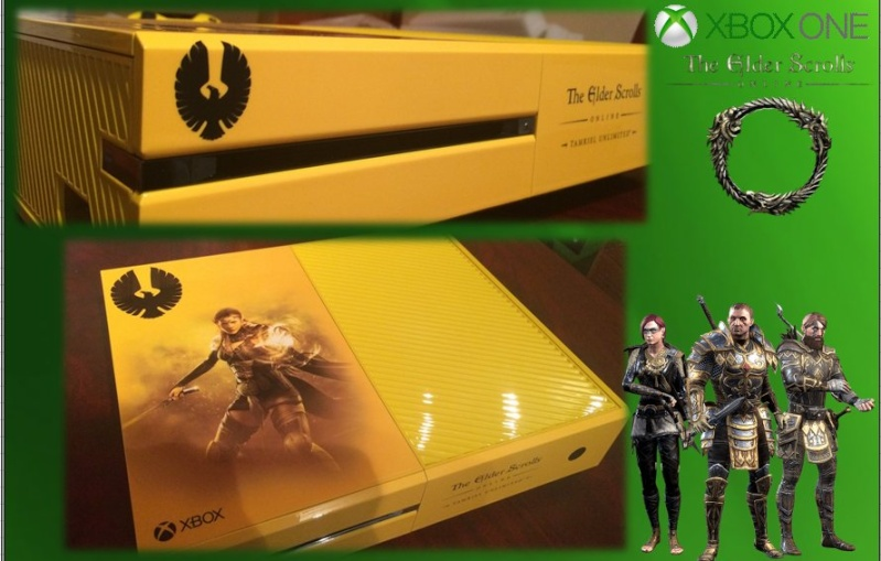 XBOX ONE : Edition THE ELDER SCROLLS Elder_14